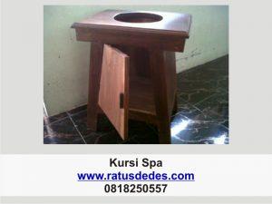 perlengkapan - kursi spa salon