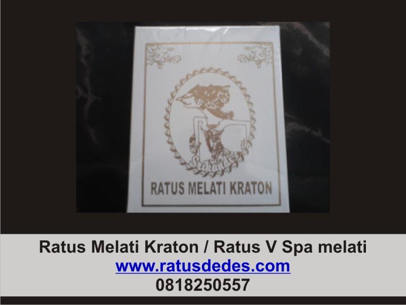 produk - Ratus Melati Kraton Ratus V Spa melati